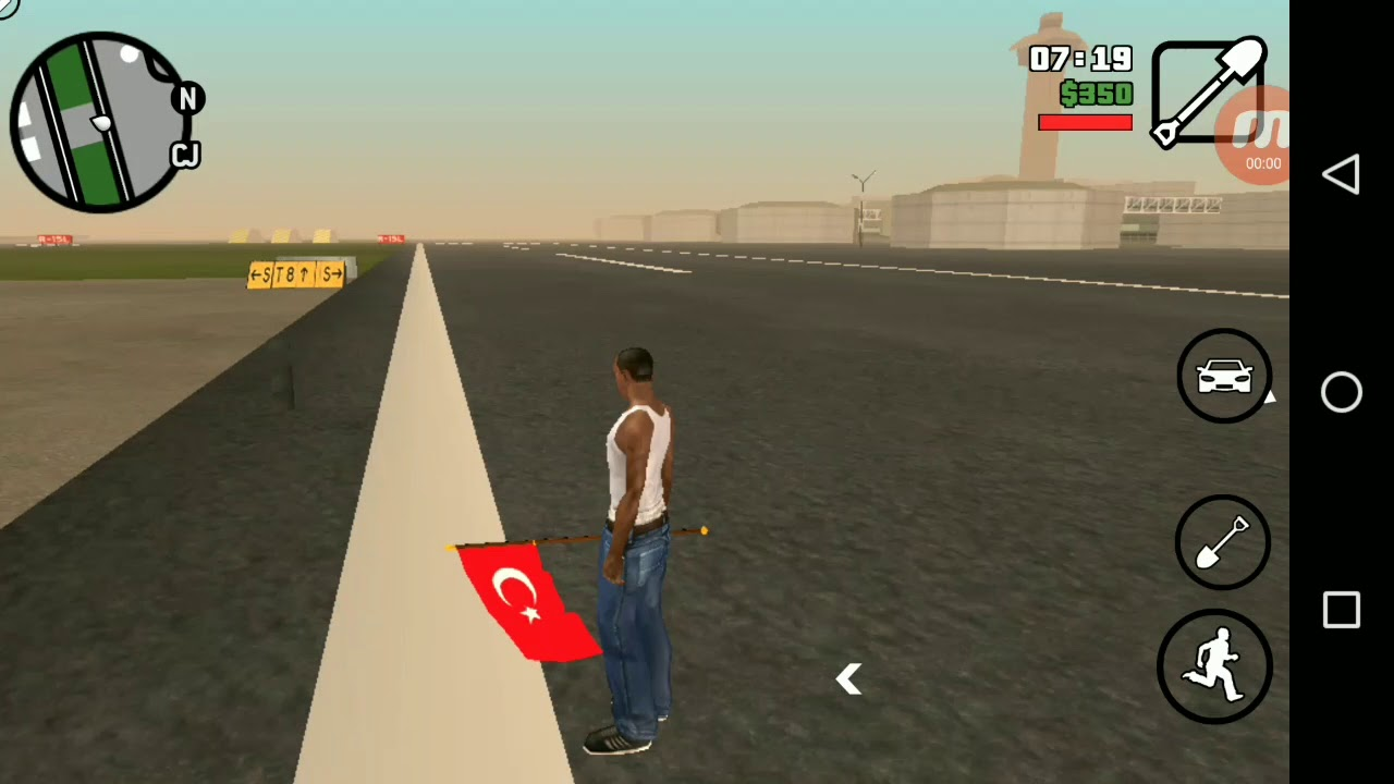 Gta San Andreas Android Volvo Jeep Dff Only No Txt Youtube