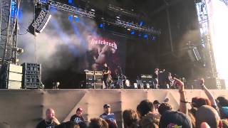 Hatebreed at Hellfest 2014 / Time to murder it