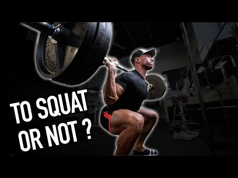 Do You Need To Squat To Build Massive Legs?