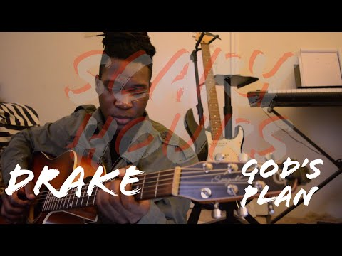 Drake // God's Plan // Acoustic // by Jubril S