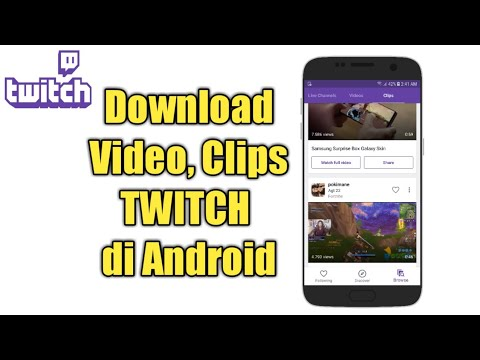 Twitch. Tv platforms.