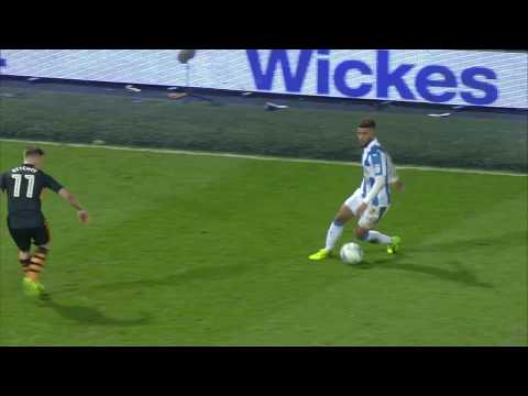HIGHLIGHTS: Huddersfield Town 1-3 Newcastle United