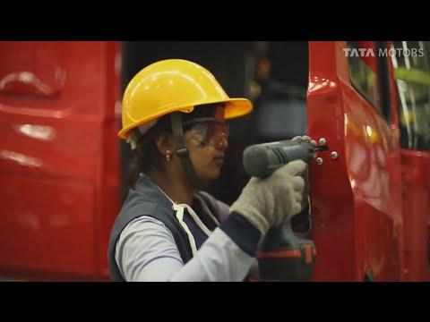 Women @ work at Tata Motors Jamshedpur: M.Devi