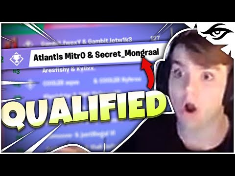 Mongraal | HOW I QUALIFIED FOR WEEK 10 FINALS (Fortnite Duo Semi Finals w/ Mitr0)
