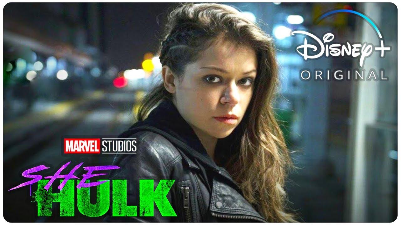 Download SHE-HULK Teaser (2022) With Tatiana Maslany & Mark Ruffalo