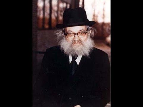 The Professor Who Met The Rabbi