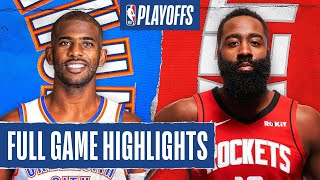 Houston Rockets vs Oklahoma City Thunder | September 2, 2020