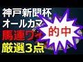 ★的中!【競馬予想】2018オールカマー&神戸新聞杯~レイデオロ復活とワグネリアン快…