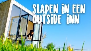 Slapen in een  Outside-inn