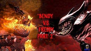 """BENDY VS FREDDY PART 2: Return of the Demon""   BATIM/FNAF SFM"
