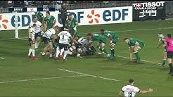 Le résumé de Brive / Pau - Jour de Rugby - 14ème journée de TOP14
