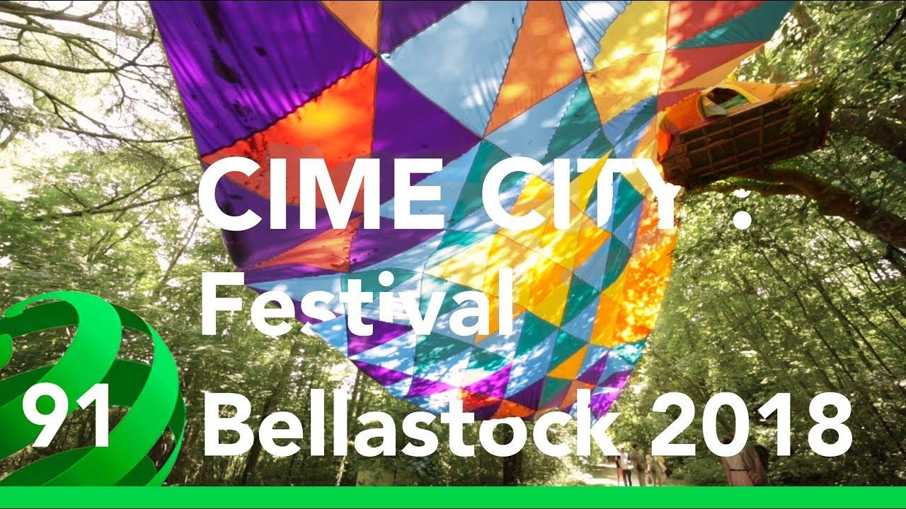 ESSONNE DÉCOUVERTE - CIME CITY - FESTIVAL BELLASTOCK 2018