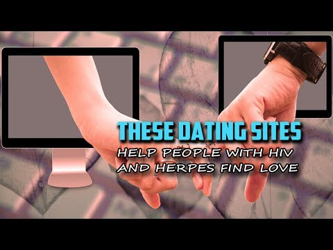 TSM NEWS - These dating sites help people with HIV and herpes find love - Duur: 3:53.