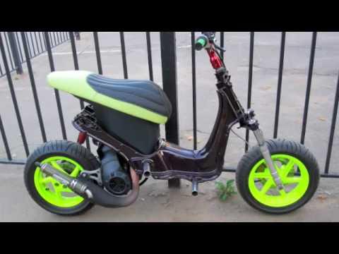Honda X8r Youtube