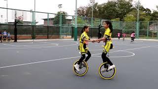 Publication Date: 2018-03-28 | Video Title: 18香港單輪車U13雙人花式季軍