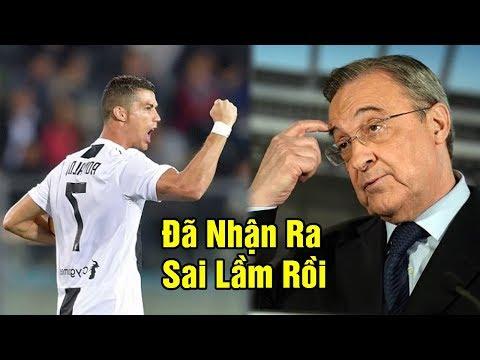 Góc Nhìn: Ronaldo Và Sai Lầm Thật Sự Của Perez Ở Real