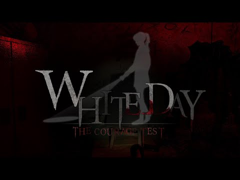 White Day VR: The Courage Test | Coming October 30th 2020