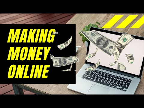 How To Make Money On The Internet 2020