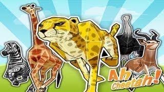Official Ah!Cheetah Launch Trailer