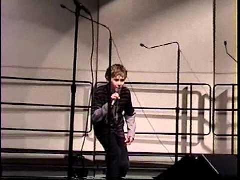 Rhett Streeter Le Sueur Henderson Middle School Talent Show 12/10