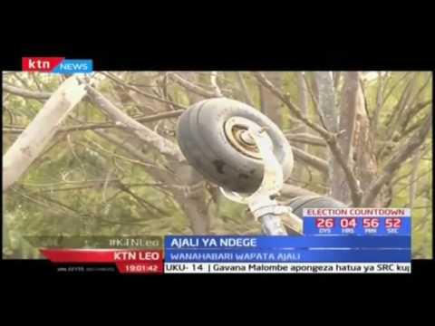 Wanahabari wa Royal Media Services waendelea kupata matibabu baada ya ajali ya ndege