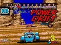 1988 [60fps] Power Drift Course D 7'21''04 ALL