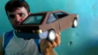 Douglas Artes Miniatura de carro