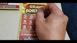 New Grand Fortune and $10 Set For Life Scratchers!! #Calottery