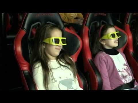 Емисија Супер Ѕвезда 2013 - Кinosens 7D во Рамстор Мол