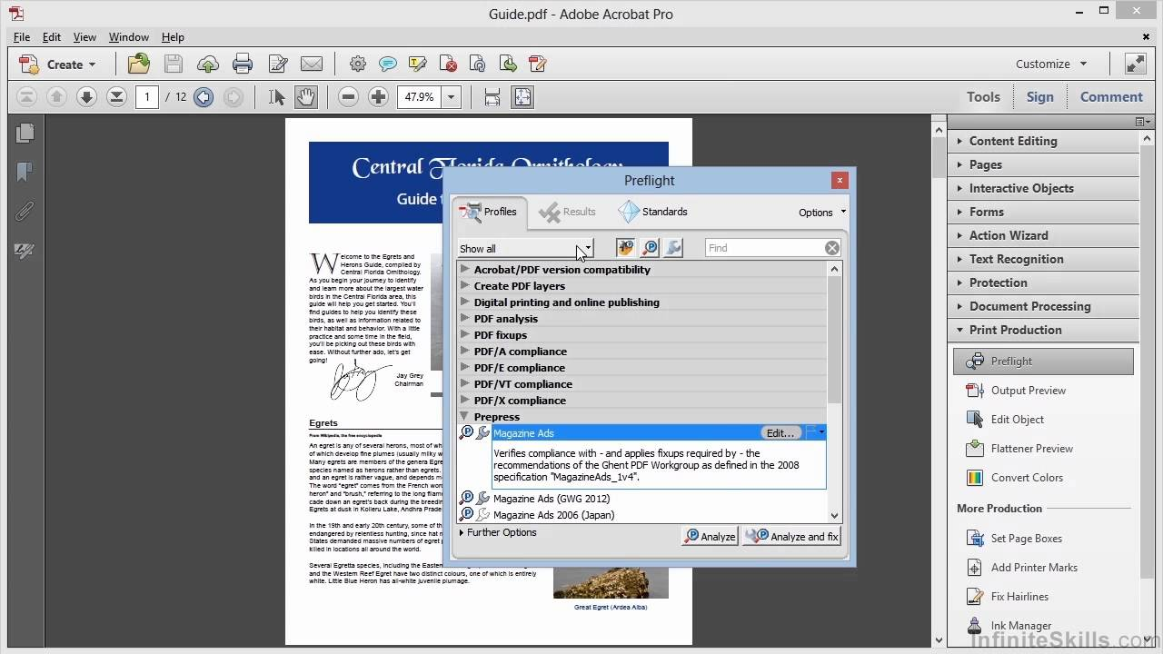 how to add a signature in adobe acrobat xi pro