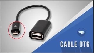 Convierte tu cable usb en un adaptador OTG
