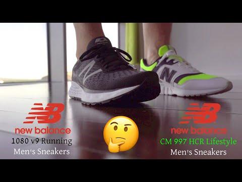 🔥new-balance-1080v9-vs-new-balance-997h-fresh-foam-mens-sneakers-overview-(on-feet)-4k-#easylifees
