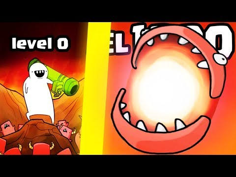 HOW STRONG IS THE MOST OVERPOWERED DEMONIC BOSS EVOLUTION? (1000+ LEVEL) l Missile Dude RPG New Game