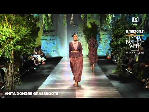 Grassroot by Anita Dongre | Amazon India Fashion Week AW '16