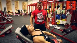Александр Яшанькин и Виктор Симкин - Совместная круговая тренировка