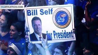 Bill Self for President // Kansas Basketball // 10.1.16