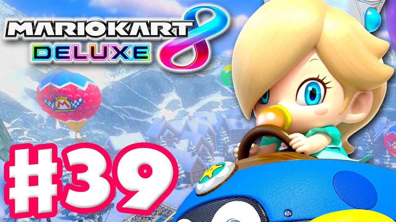 Baby Mario Mario Kart 8: Baby Rosalina! Time Trials & Online Multiplayer