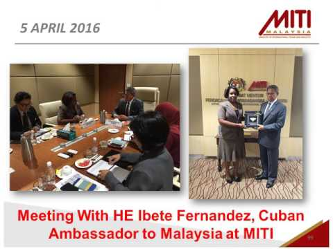 SME Corp. Malaysia : MITI IN ACTION - Throwback 2016