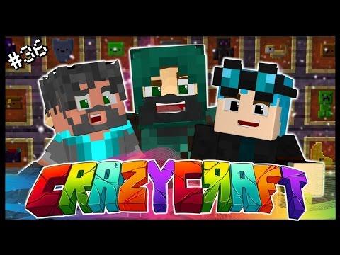 Broke the server ep 36 minecraft crazy craft 3 0 youtube