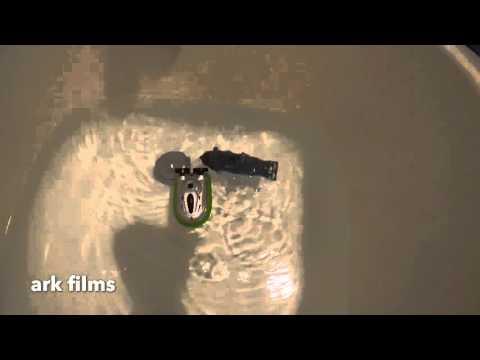 Submarine And Hover Craft Underwater Go Pro Hero
