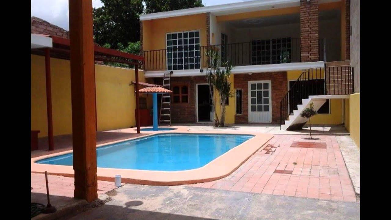 Venta super casa en tepic youtube for Casas en renta en durango baratas