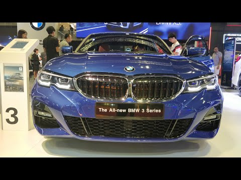 G20 All-new Bmw 3 Series Singapore Motorshow 2019 | EvoMalaysia