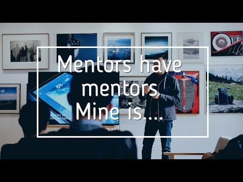 Even mentors have mentors, here is mine - Robin Sharma