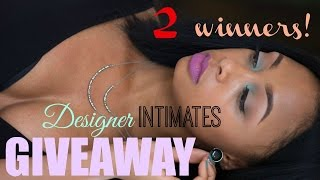 REVIEW: Designer Intimates Lingerie Haul, Try On & GIVEAWAY!