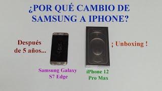 iPhone 12 Pro Max UNBOXING - IPHONE 12 PRO MAX Review en español