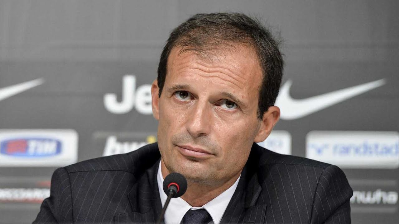 Image result for Massimiliano Allegri