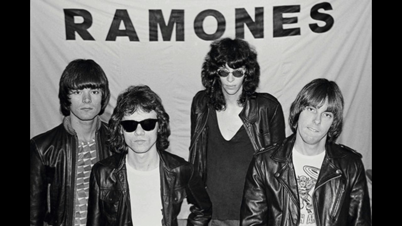 The Ramones- Early DEMO