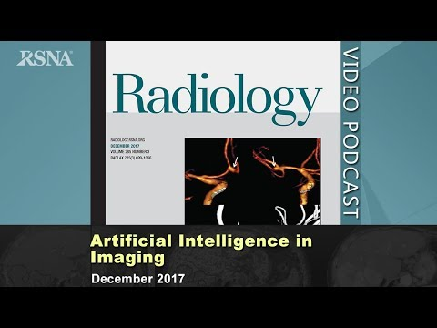 Artificial Intelligence in Imaging (Radiology, December 2017)