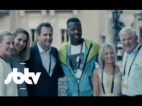 Jamal Edwards attends the World Entrepreneur of the Year 2015: SBTV