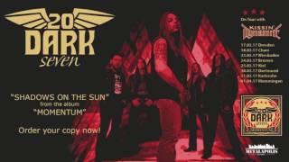 Gambar cover TwentyDarkSeven - Shadows On The Sun
